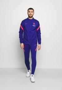 Nike Performance - FC BARCELONA DRY PANT - Klubbkläder - deep royal blue/fusion red - 1