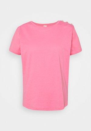 T-shirts print - magenta