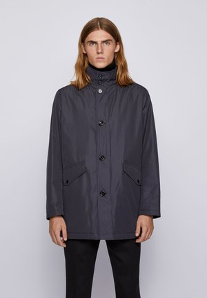 CAYLEN - Short coat - dark blue