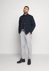 Cross Sportswear - JACKET - Veste d'hiver - navy - 1
