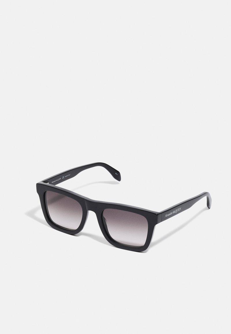 Alexander McQueen - UNISEX - Solbriller - black/grey