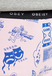 Obey Clothing - FLASH - Shorts - lavender - 7