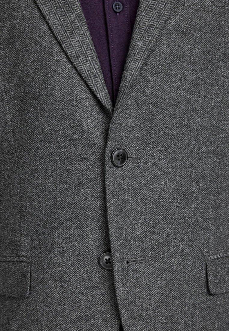 Jack & Jones PREMIUM JPRAMSTERDAM - Blazer - dark gray