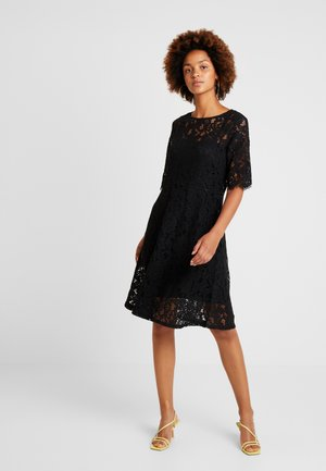 VIBRIELLE DRESS - Cocktail dress / Party dress - black