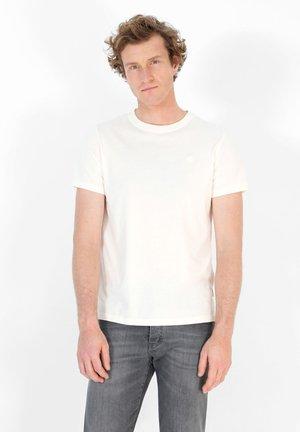 SKULL  - T-shirt basic - off white