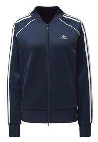 adidas Originals - PRIMEBLUE SST TRACK TOP - Training jacket - blue - 10