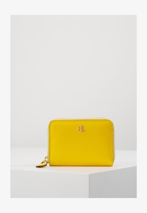 SUPER SMOOTH ZIP  - Wallet - racing yellow