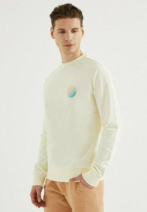 HOT VIBES - Sweater - vanilla ice