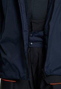 Helly Hansen - STRAIGHTLINE LIFALOFT JACKET - Snowboardjakke - navy - 4