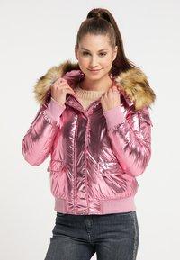myMo - Winter jacket - rosa - 0