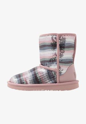 CLASSIC SHORT II RAINBOW - Classic ankle boots - crystal rainbow