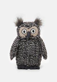 Jellycat - OTI OWL - Cuddly toy - black - 0