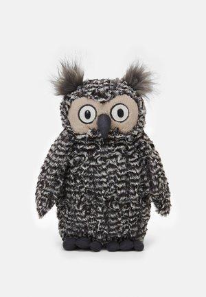 OTI OWL - Cuddly toy - black