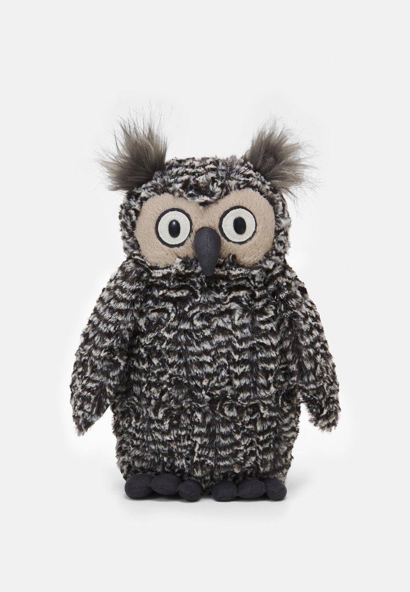Jellycat - OTI OWL - Cuddly toy - black