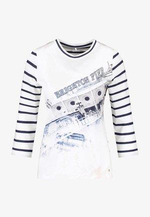 3/4 ARM - T-shirt à manches longues - white