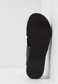 Sanita - TIDA SPORT FLEX  - Clogs - black - 6