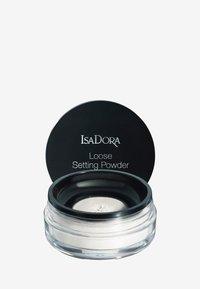 IsaDora - LOOSE SETTING POWDER TRANSLUCENT - Setting spray & powder - translucent - 2