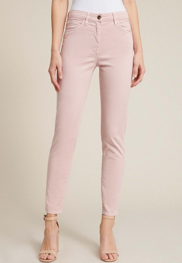 ANNUAL - Skinny džíny - rosa