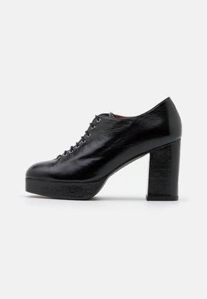 VERENA - High heeled ankle boots - noir