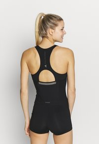 adidas by Stella McCartney - SHO ONE - Treningsdress - black - 2