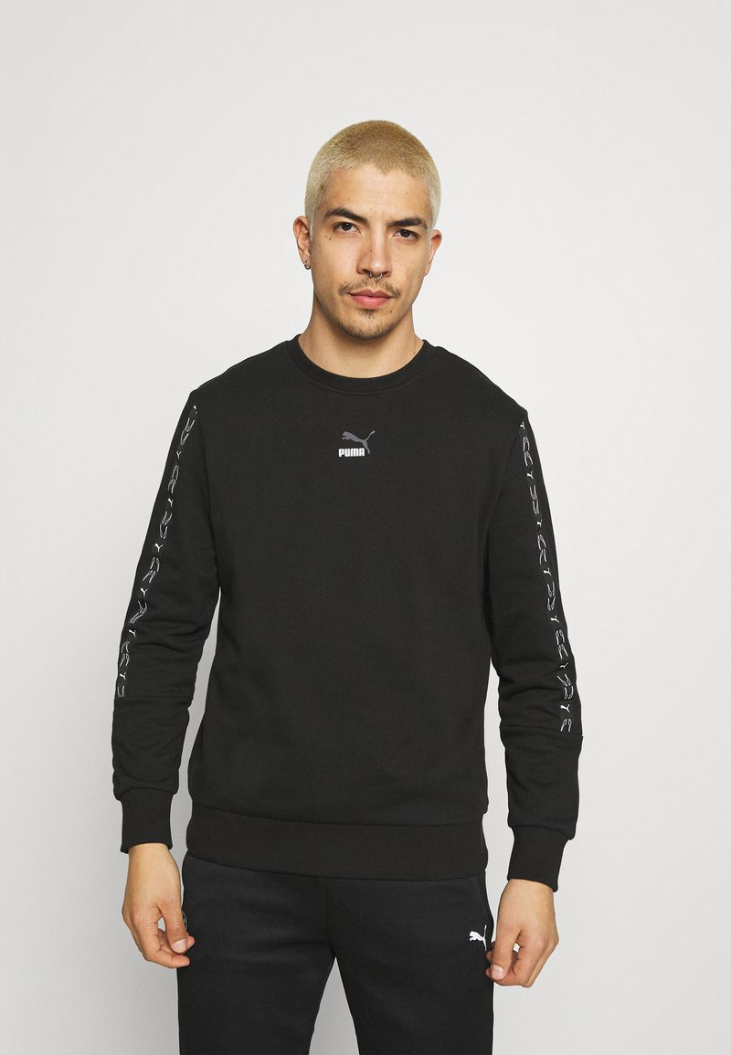 Puma - ELEVATE CREW  - Sweatshirt - black