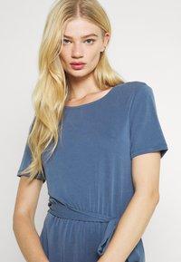 Object - OBJANNIE NADIA DRESS - Maxi dress - ensign blue - 3