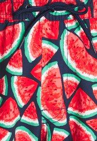 GAP - SWIM TRUNK NEW - Swimming shorts - watermelon - 2