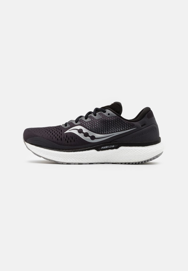Saucony - TRIUMPH 18 - Chaussures de running neutres - charcoal/white