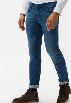 STYLE CHUCK - Slim fit jeans - darkblue
