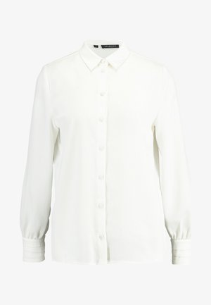 SLFMABEL - Button-down blouse - snow white