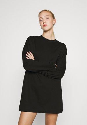 BASIC LONG - Robe d'été - black