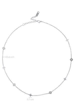 Halsband - silver