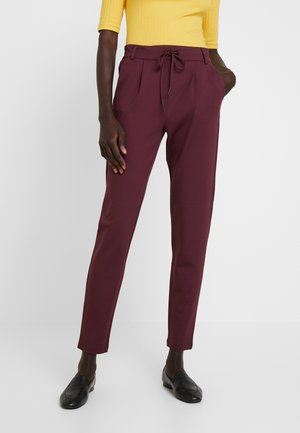 ONLPOPTRASH EASY COLOUR PANT - Verryttelyhousut - port royale