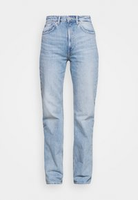 VOYAGE - Straight leg jeans - verona blue