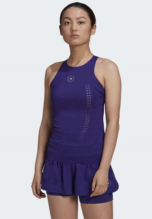 ADIDAS BY STELLA MCCARTNEY TRUEPURPOSE TANK TOP - Top - purple