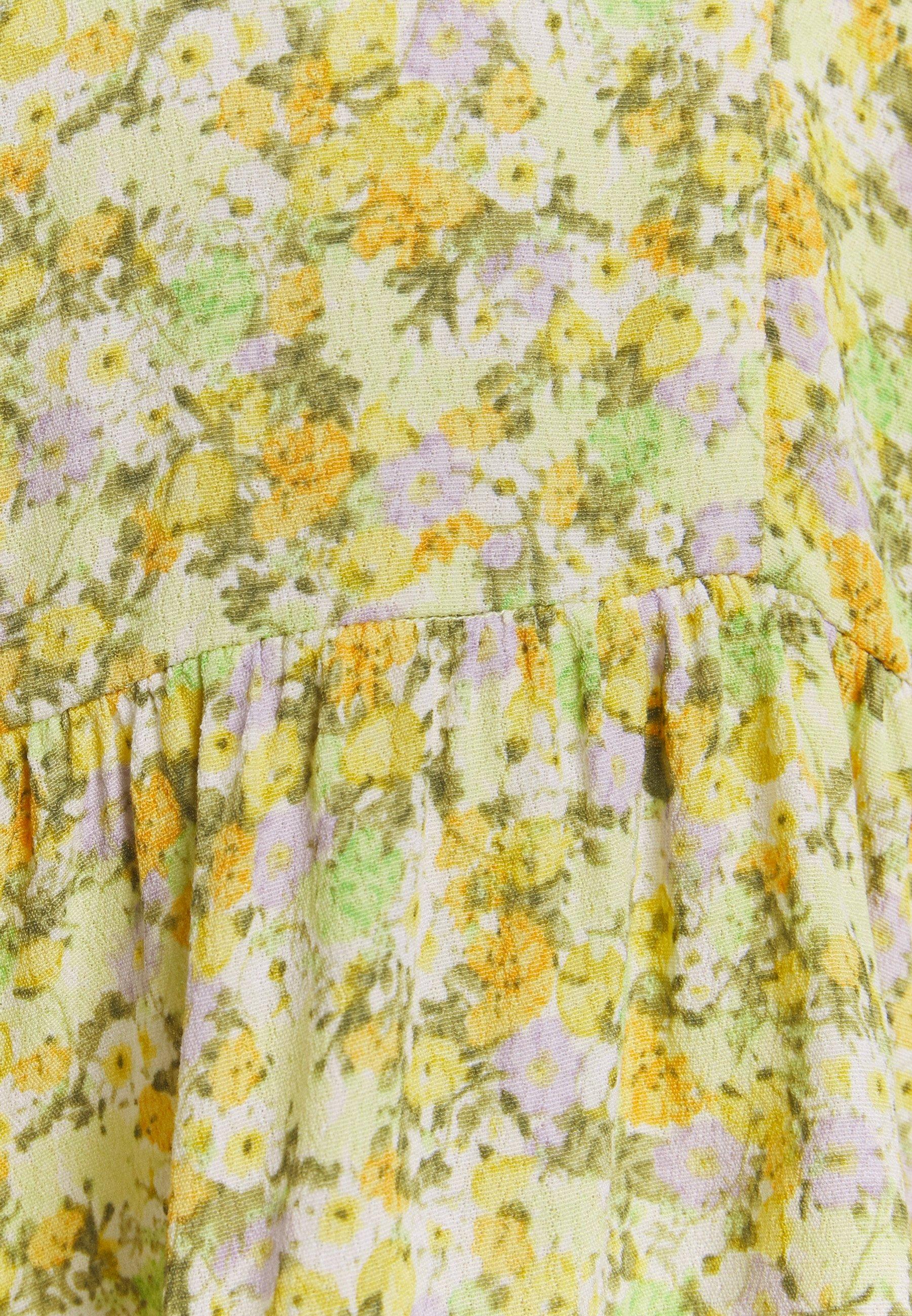 Envii CORNELIA SKIRT - Omslagsskjørt - multi coloured