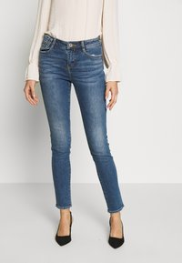 Miss Sixty - MY MAGIC CROPPED - Jeans Skinny Fit - light blue - 0