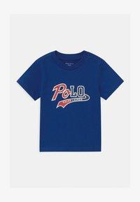 Polo Ralph Lauren - Print T-shirt - sistine blue - 0