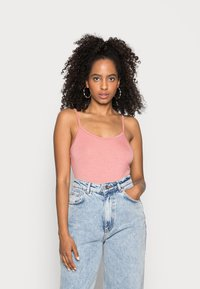 Missguided - CAMI BODYSUIT 3 PACK - Top - pink/black/white - 1