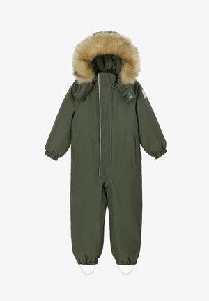 TRONDHEIM - Snowsuit - thyme green