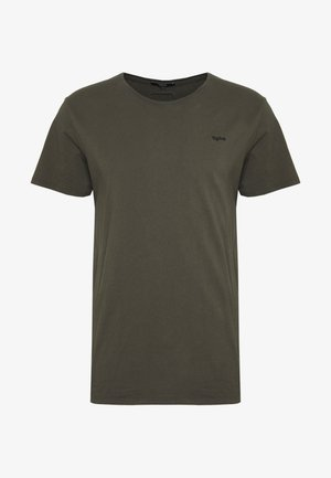 HEIN - Basic T-shirt - military green