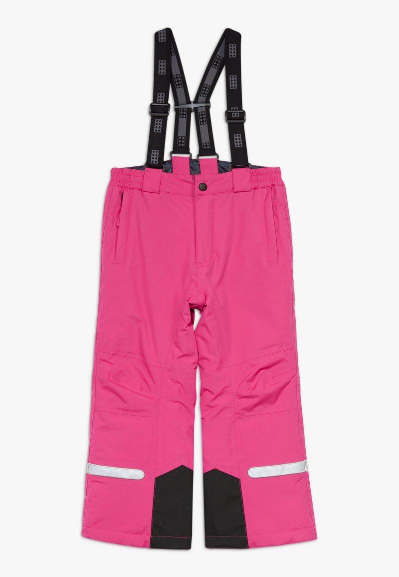 LEGO Wear - Snow pants - dark pink