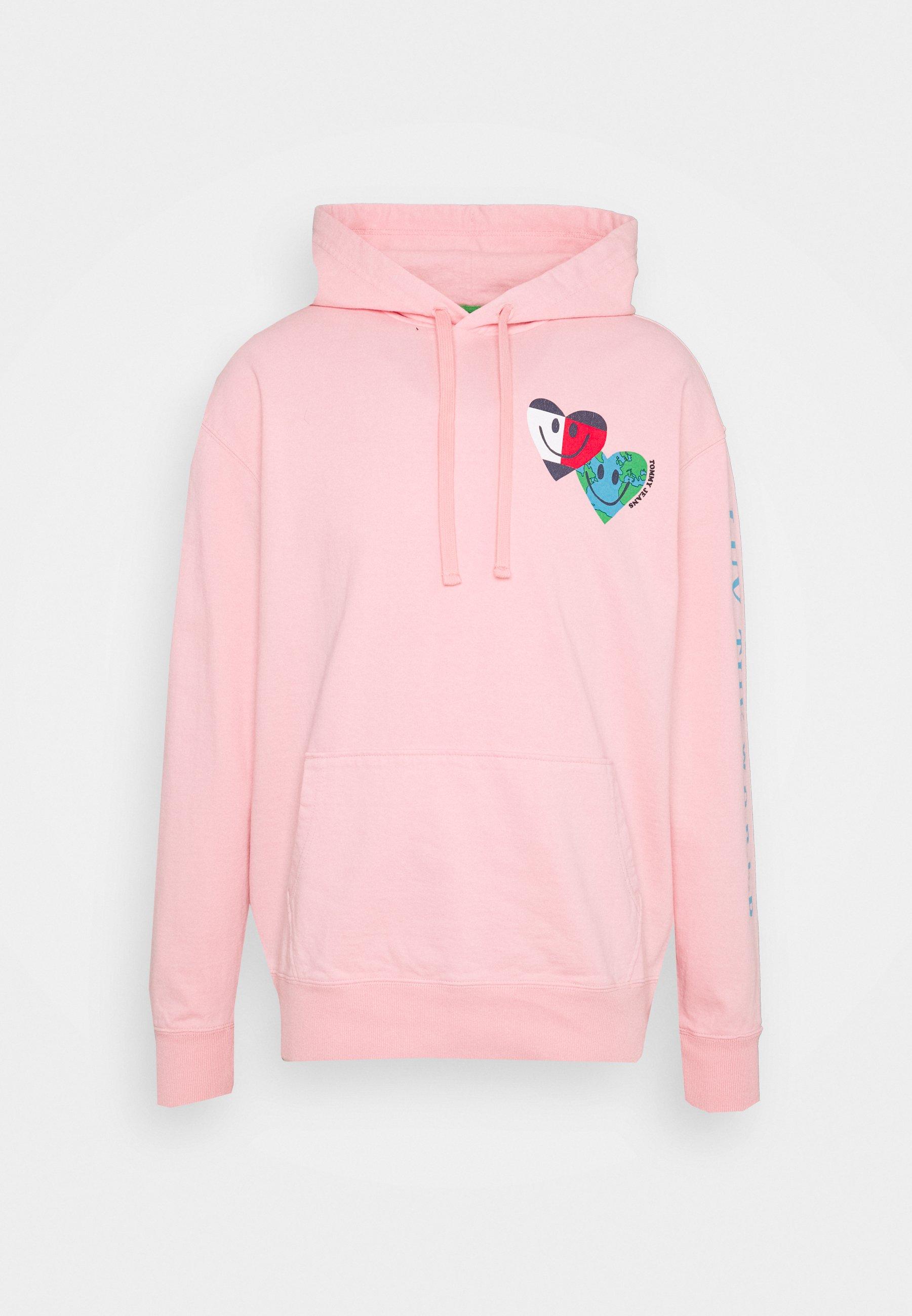 Homme LUV THE WORLD HOODIE - Sweatshirt