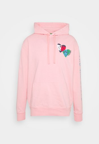 LUV THE WORLD HOODIE