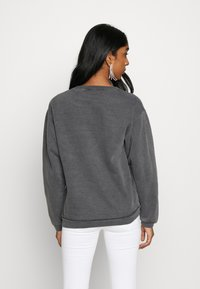 Missguided - WASHED - Sweatshirt - black - 2