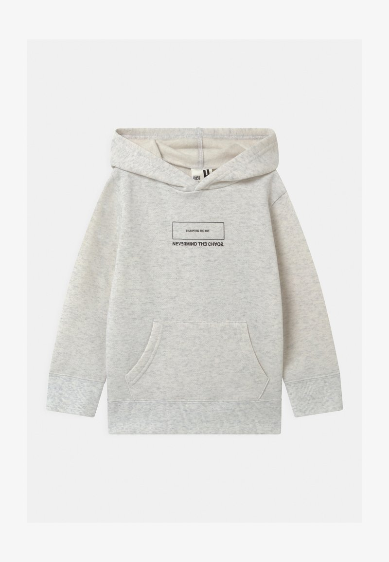 Cotton On - HORIZON HOODIE - Hoodie - mottled light grey