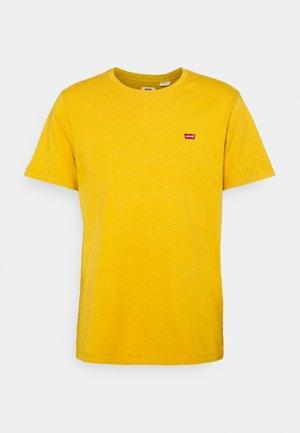 ORIGINAL TEE - T-shirts basic - cool yellow