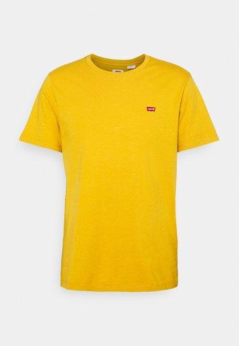 ORIGINAL TEE - T-paita - cool yellow