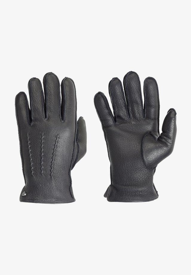LUKE - Gloves - schwarz