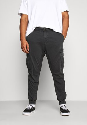 URBAN JOGGER PLUS - Cargobroek - duster black